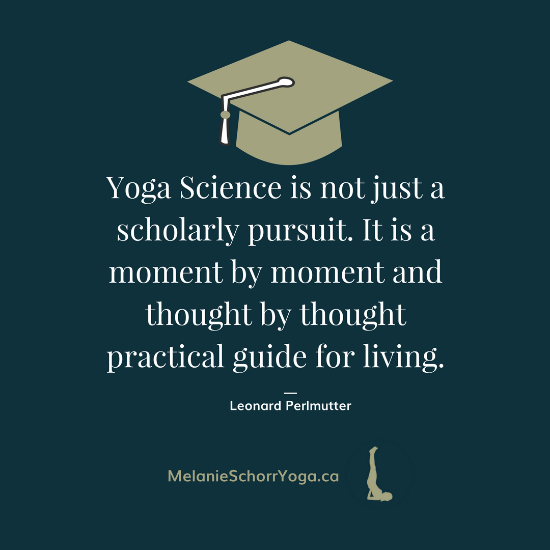 yoga science toronto